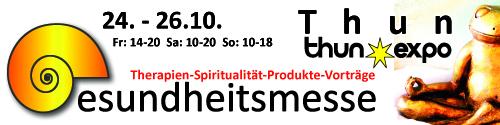 4. Gesundheitsmesse Thun BE @ Thun-Expo | Thun | Bern | Schweiz